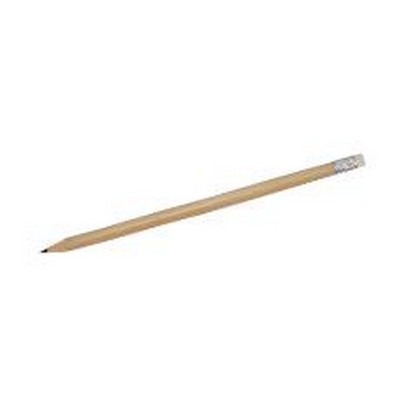 Picture of Wood Pencil (Rubber Tip)