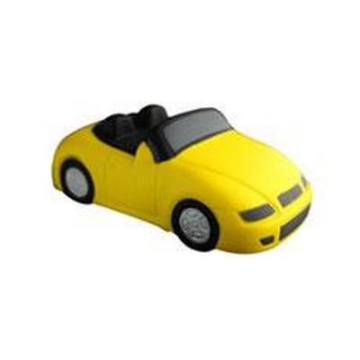 Picture of Anti Stress Sports Car Yellow
