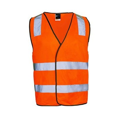 Picture of Hi Vis Saftey Vest with reflective Tape
