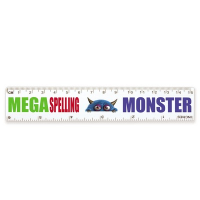 Picture of White 15cm Ruler