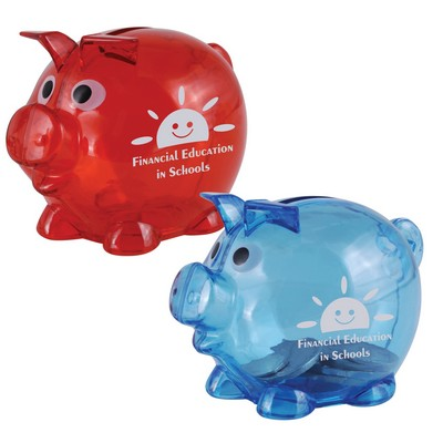 Picture of Worlds Smallest Pig Coin Bank
