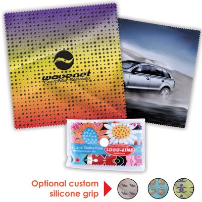 Picture of Custom Superior Hi Microfibre Lens Cloth