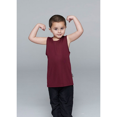 Picture of Kids Botany Singlet