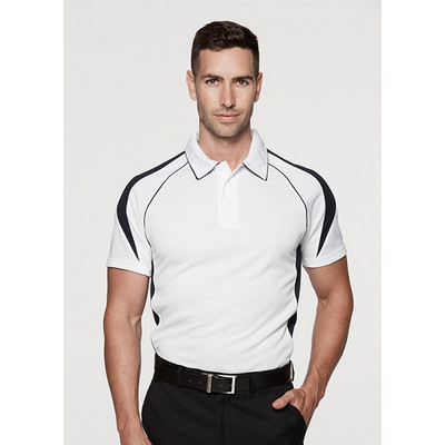 Picture of Mens Premier Polo