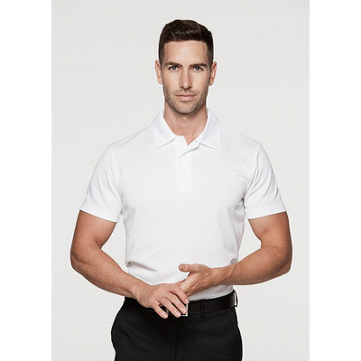 Picture of Mens Botany Polo