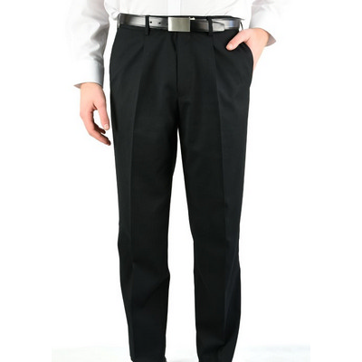 Picture of Mens Pleated Pant