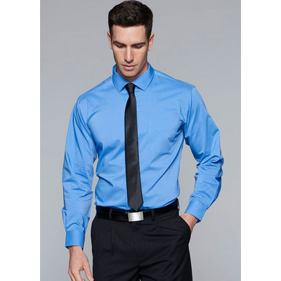 Picture of Mens Mosman Stretch Long Sleeve Shirt