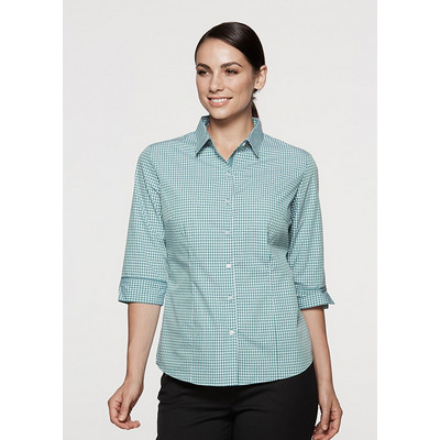 Picture of Ladies Epsom 3/4 Sleeve Shirt