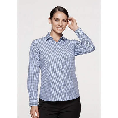 Picture of Ladies Epsom Long Sleeve Shirt
