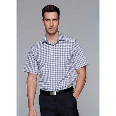 Picture of Mens Devonport Short Sleeve Shirt