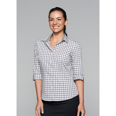 Picture of Ladies Devonport 3/4 Sleeve Shirt
