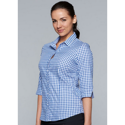 Picture of Ladies Brighton 3/4 Sleeve Shirt