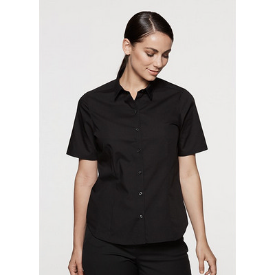 Picture of Ladies Kingswood Short Sleeve Shirt