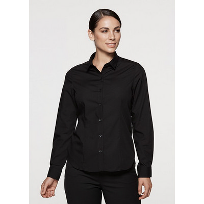 Picture of Ladies Kingswood Long Sleeve Shirt