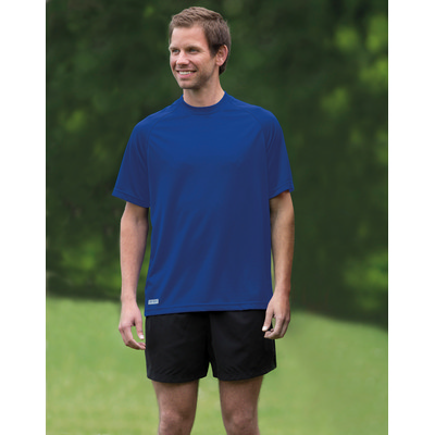 Picture of Dri Gear Plain Raglan Tee - Mens