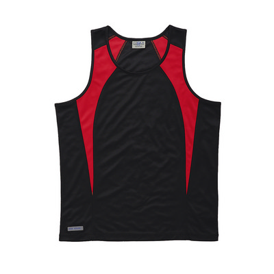 Picture of Dri Gear Spliced Zenith Singlet - Mens