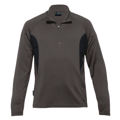 Picture of Merino Contoured Pullover - Mens