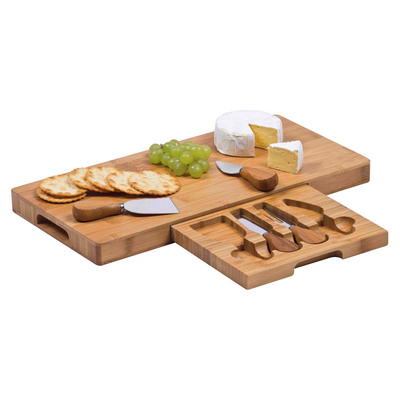 Picture of Gourmet Cheese Board Set