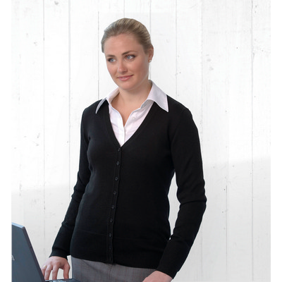 Picture of Merino Cardigan - Womens
