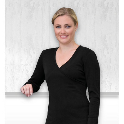 Picture of Merino Crossover Top - Womens
