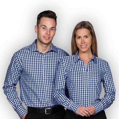 Picture of The Hartley Check Shirt - Womens