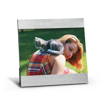 Picture of Aluminium Photo Frame - 4inch x 6inch