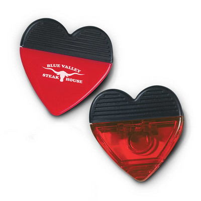 Picture of Heart Clip