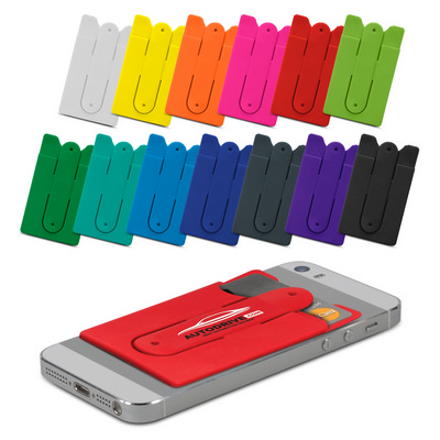 Picture of Snap Phone Wallet - Indent