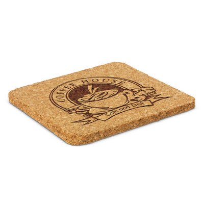 Picture of Oakridge Cork Coaster - Square