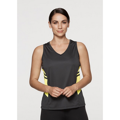 Picture of Ladies Tasman Singlet