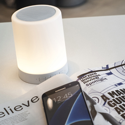 Picture of Touch Lamp Speaker