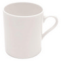 White Basics Cylindrical Mug