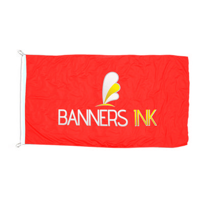 Picture of 110 GSM Polyester Flag - 1800 mm x 900mm
