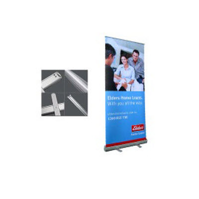 Picture of Single Light Weight Pull Up Banner 850mm