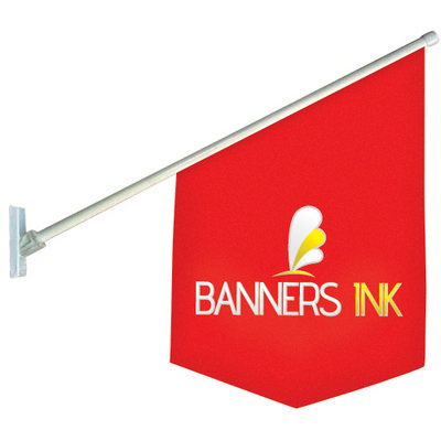 Picture of Shop Front Flag 600mm x 400mm