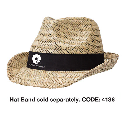 Picture of Legend Straw Fedora