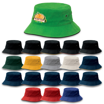 Picture of Legend Sandwich Brim Bucket Hat