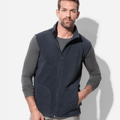 Picture of Stedman Collection Mens Active Fleece Ve