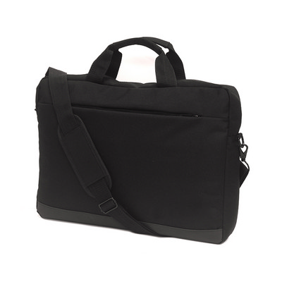 Picture of Collective Laptop Satchel Black