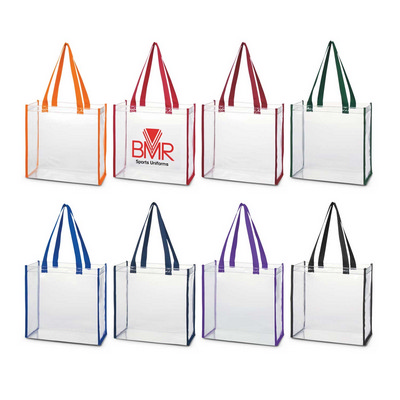 Picture of Clear Tote Bag
