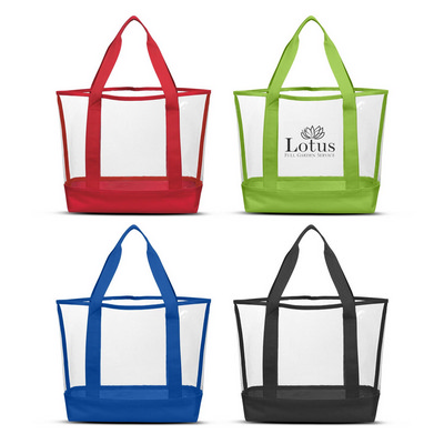 Picture of Clear Casual Tote Bag