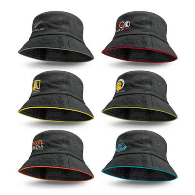 Picture of Bondi Premium Bucket Hat - Coloured Sand