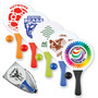Action Paddle  Bat & Ball Set