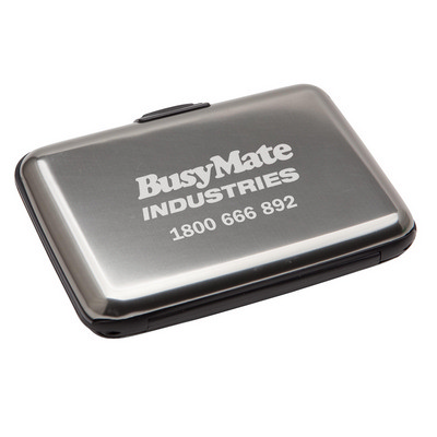 Picture of Secure-Card Holder - Indent 3 week del.