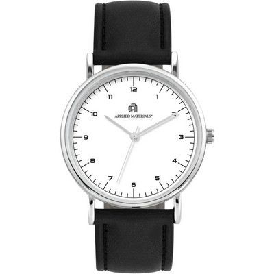 Picture of Watch, Unisex - PU Leatherette Strap
