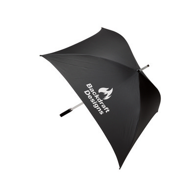 Picture of Soho Square Umbrella, Black