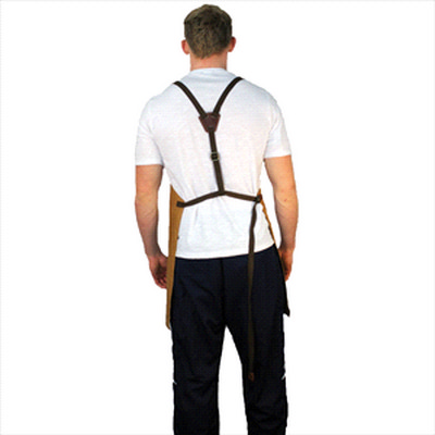 Picture of Deluxe Canvas Bib Apron