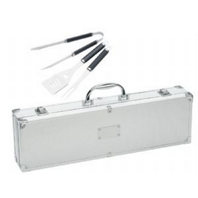 Picture of Stainless Steel BBQ Set Case