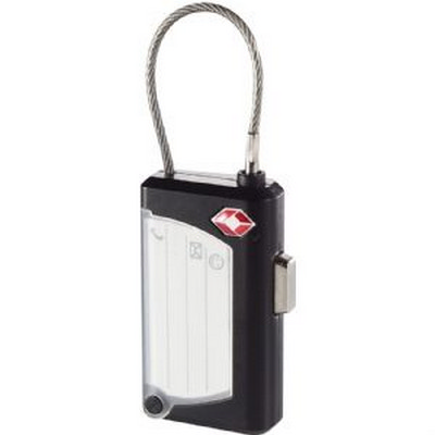 Picture of Luggage Tag & Lock