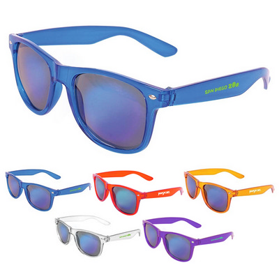 Picture of Translucent Riviera Sunglasses
